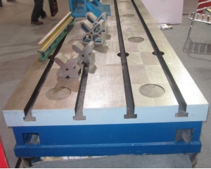 焊接铸铁平台如何才可以更好的提升相应的使用寿命