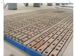 铸铁平板:铸铁平台主要的作用有哪些